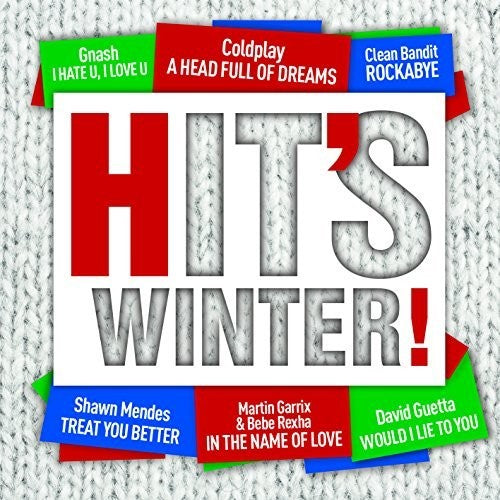 Various Artists: Hits Winter! 2016 / Various
