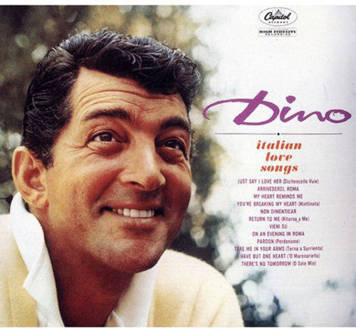 Dean Martin: Dino: Italian Love Songs