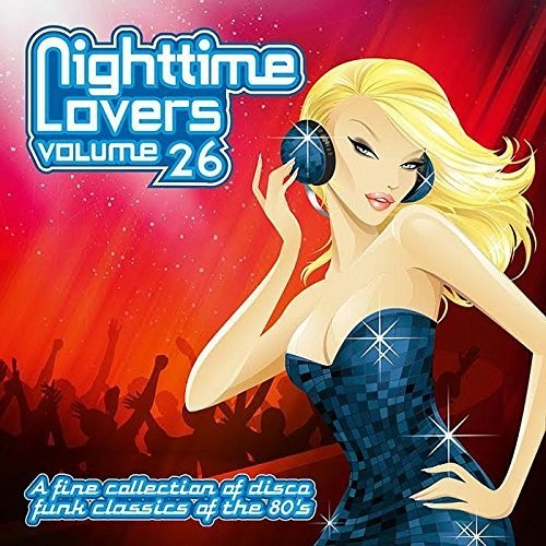 Various Artists: Nighttime Lovers 26 / Various