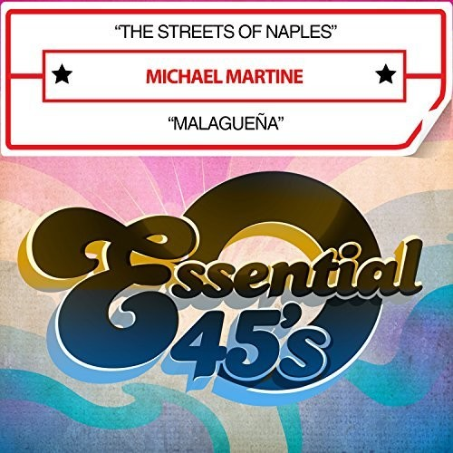 Michael Martine: Streets Of Naples