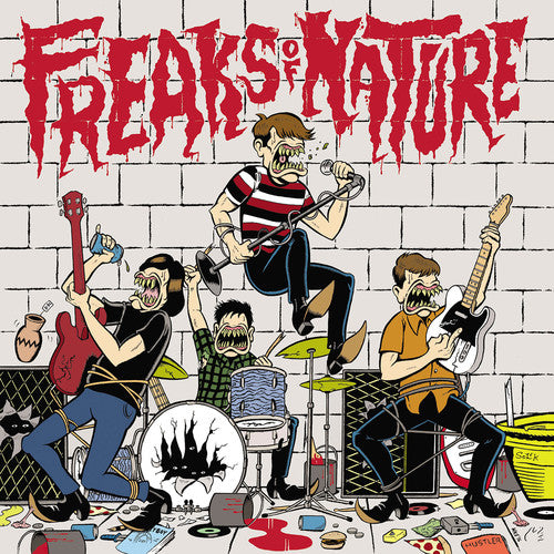 Freaks of Nature: Freaks Of Nature