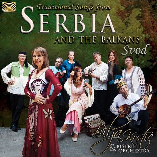 Various Artists: Traditional Songs from Serbia & the Balkans