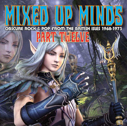Various Artists: Mixed Up Minds Part Twelve: Obscure Rock / Various