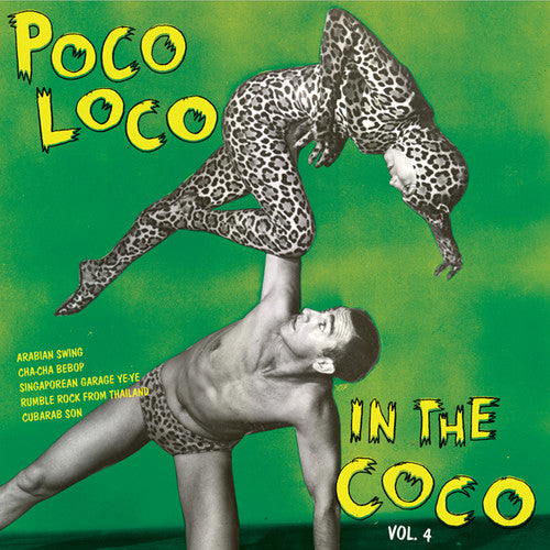 Various Artists: Poco Loco In The Coco 4 / Various