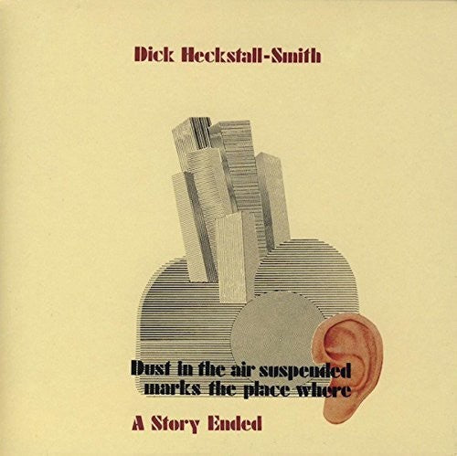 Dick Heckstall-Smith: Story Ended
