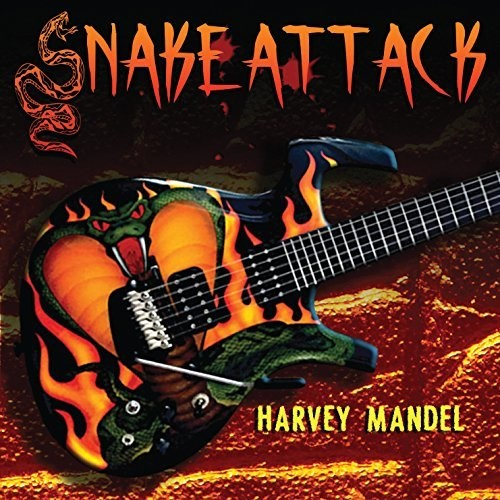 Harvey Mandel: Snake Attack
