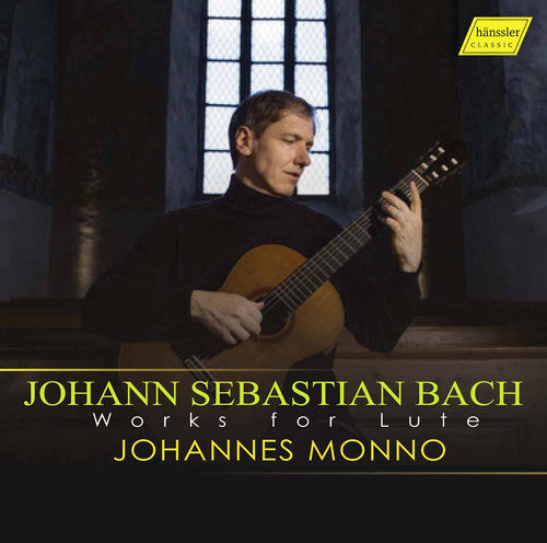 Bach, J.S. / Monno: Works For Lute
