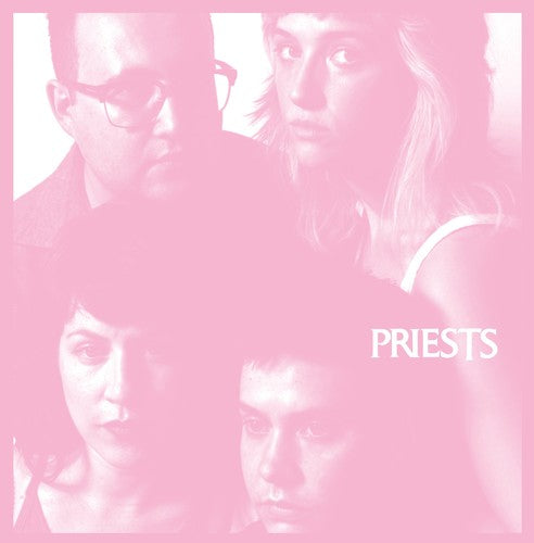 The Priests: Nothing Feels Natural