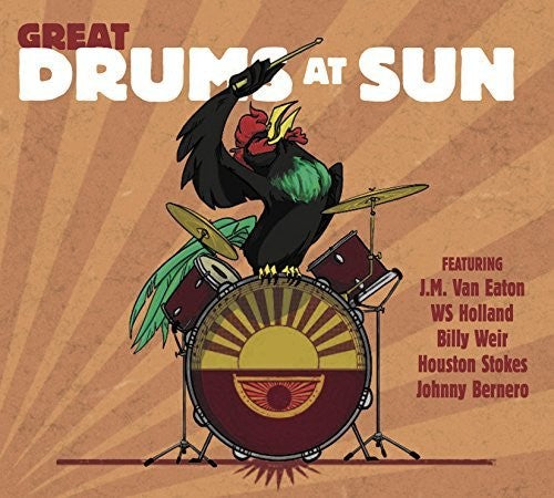 Various Artists: Great Drums At Sun / Various