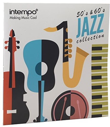 Various Artists: 50s & 60s Jazz Collection / Various