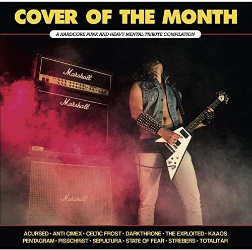 Paranoid: Cover Of The Month