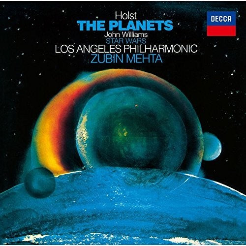 Holst / Mehta, Zubin: Holst: Planets / John Williams: Star Wars Suite