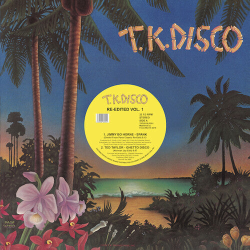 Various Artists: T.k. Disco: Re-edited Vol. 1 / Various