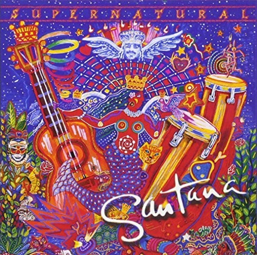 Santana IV: Supernatural (Gold Series)