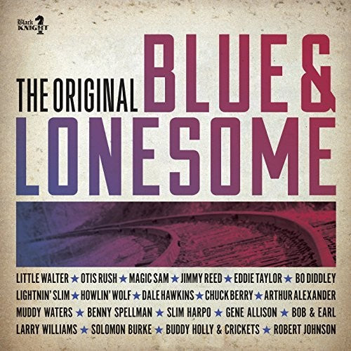 Various Artists: Original Blue & Lonesome / Various