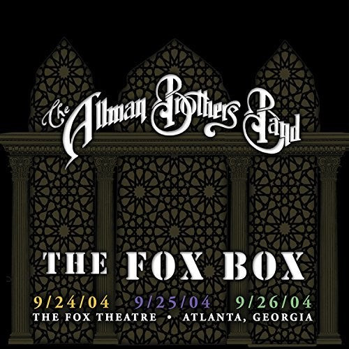 The Allman Brothers Band: The Fox Box
