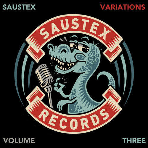 Various Artists: The Saustex Variations Volume Three