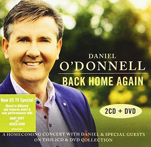 Daniel O'Donnell: Back Home Again