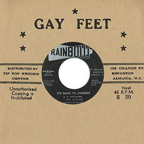 The Gaylads: It's Hard To Confess / I Need Your Loving