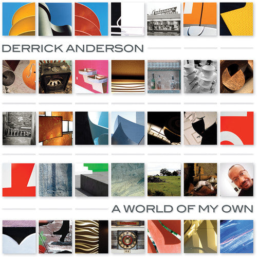 Derrick Anderson: World Of My Own