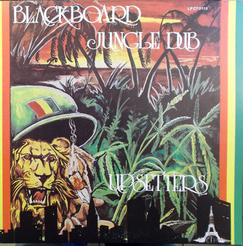 Lee Perry Scratch: Blackboard Jungle Dub