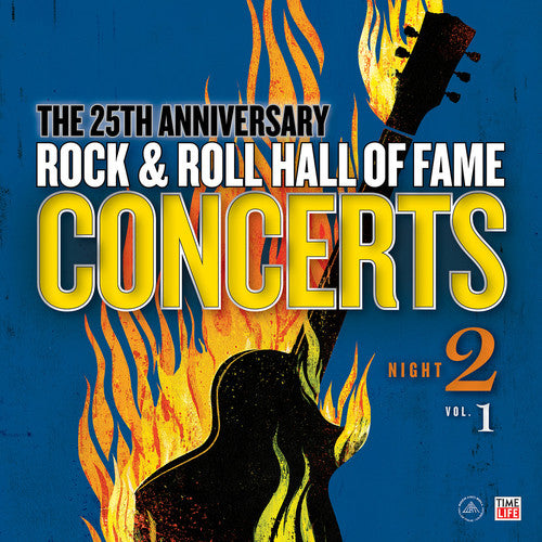 Various Artists: Rock And Roll Hall Of Fame: 25th Anniversary Night Two 1