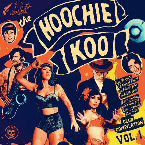 Various Artists: The Hoochie Koo Volume 1 (Various Artists)