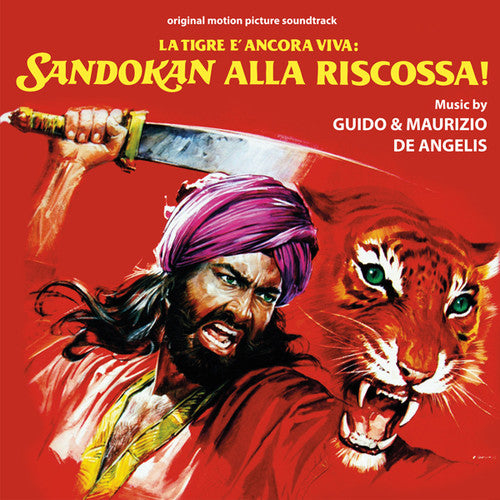 Tigre Ancora Viva: Sandokan Alla Riscossa / O.S.T.: Tigre Ancora Viva: Sandokan Alla Riscossa (The Tiger Is Still Alive: Sandokan to the Rescue) (Original Soundtrack)