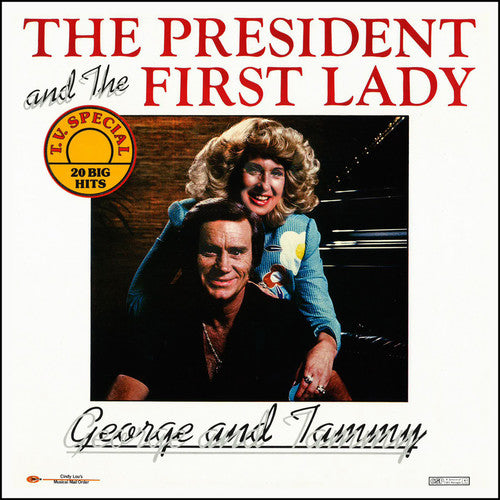Jones, George / Wynette, Tammy: The President And The First Lady