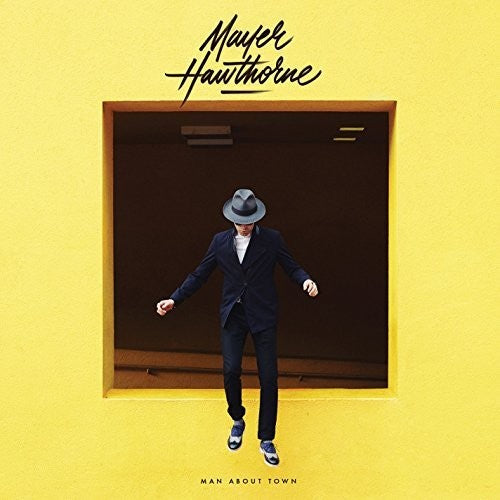 Mayer Hawthorne: Man About Town