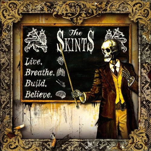 The Skints: Live.breathe.build.believe