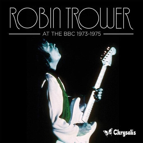 Robin Trower: At The Bbc 1973-1975