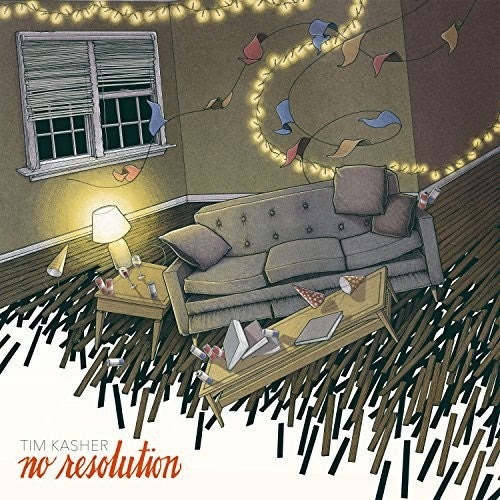 Tim Kasher: No Resolution (Colored Vinyl)