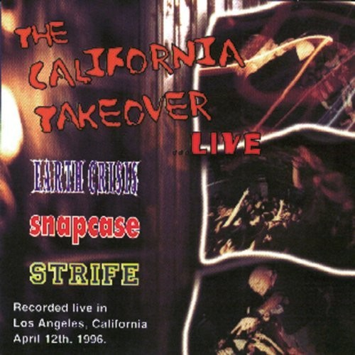 Various Artists: The California Takeover Live