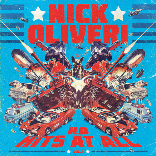 Nick Oliveri: N.o. Hits At All 2