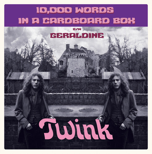 Twink: 10,000 Words In A Cardboard Box