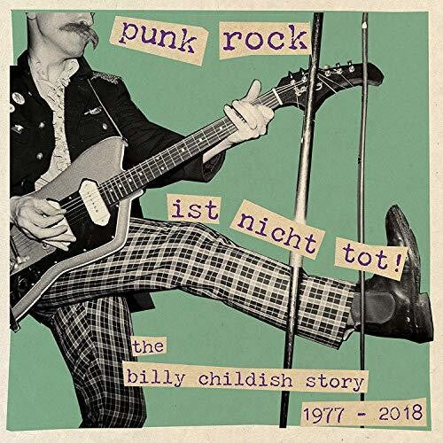 Billy Childish: Punk Rock Ist Nicht Tot