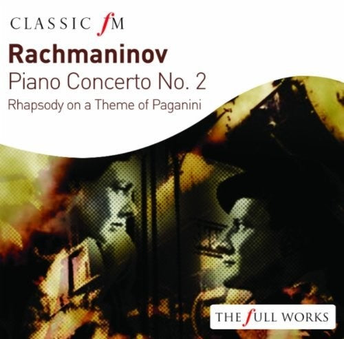 Rachmaninoff / Ashkenazy / Philharmonia Orchestra: Piano Concerto No 2 in C Minor