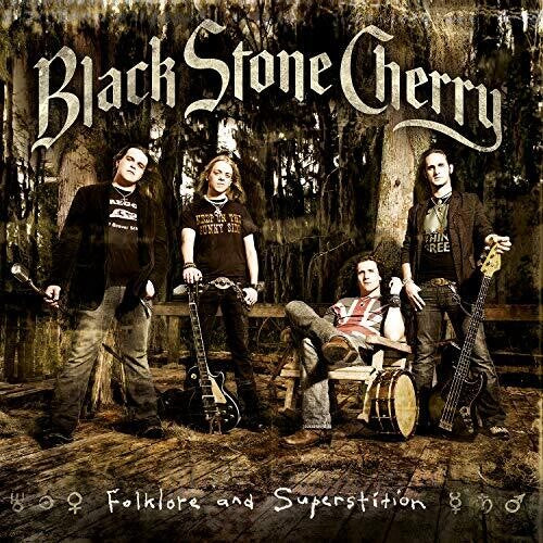 Black Stone Cherry: Folklore & Superstition