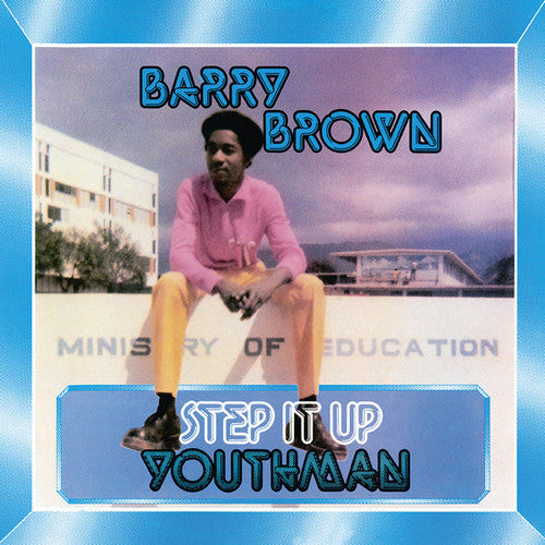 Barry Brown: Step It Up Youthman