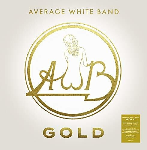 The Average White Band: Gold (Gold Vinyl)