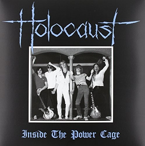 Holocaust: Inside The Power Cage (Blood Red Vinyl)