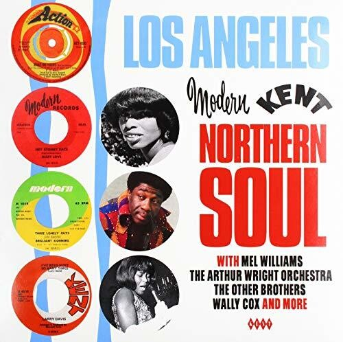 Various Artists: Los Angeles Modern Kent Northern Soul / Various