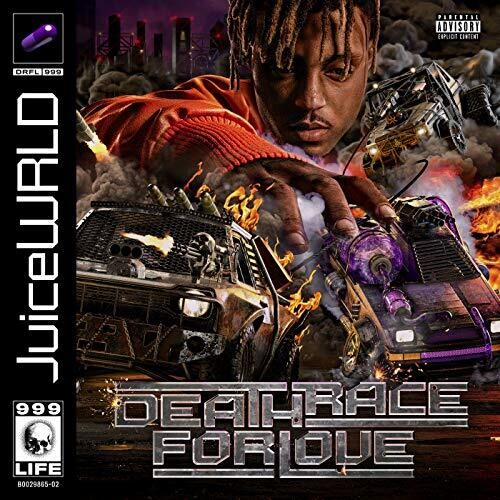 Juice Wrld: Death Race For Love (2LP Set)