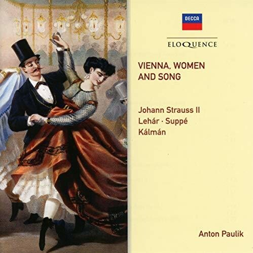 Anton Paulik: Vienna Women & Song