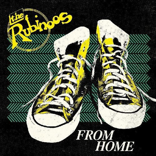 The Rubinoos: From Home (first Pressing Splatter Vinyl)