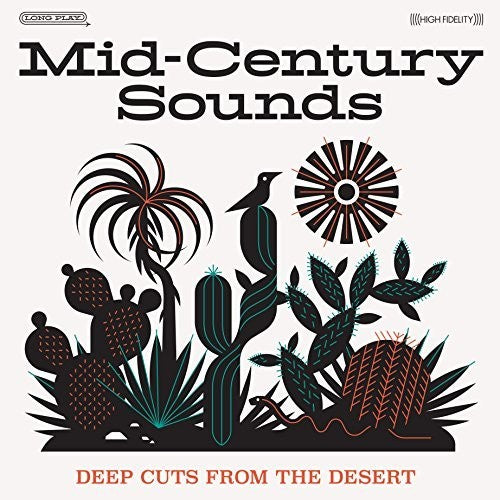 Various Artists: Mid-Century Sounds - Deep Cuts The From Desert (Various Artists)