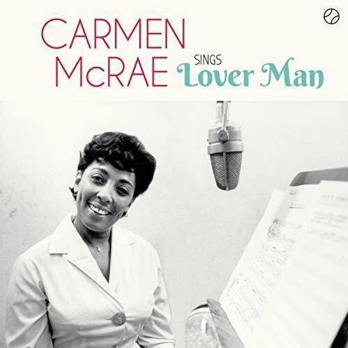 Carmen McRae: Sings Lover Man & Other Billie Holiday Classics (180 Gram Direct MetalMastering)