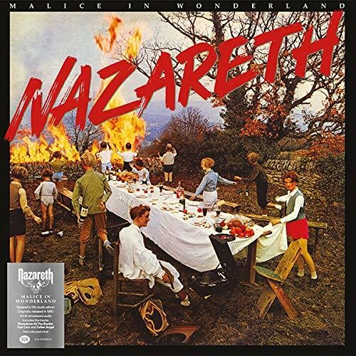 Nazareth: Malice In Wonderland