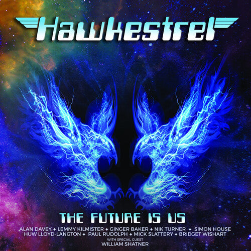 Hawkestrel: The Future Is Us